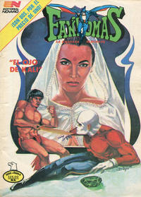 Cover Thumbnail for Fantomas (Editorial Novaro, 1969 series) #665