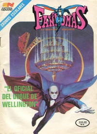 Cover Thumbnail for Fantomas (Editorial Novaro, 1969 series) #722