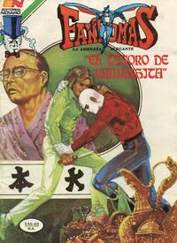 Cover Thumbnail for Fantomas (Editorial Novaro, 1969 series) #700