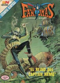 Cover Thumbnail for Fantomas (Editorial Novaro, 1969 series) #709