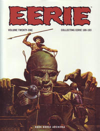 Cover Thumbnail for Eerie Archives (Dark Horse, 2009 series) #21