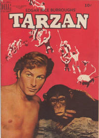 Cover Thumbnail for Tarzan (Wilson Publishing, 1949 series) #16