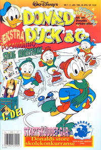 Cover Thumbnail for Donald Duck & Co (Hjemmet / Egmont, 1948 series) #1/1996