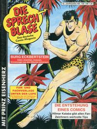 Cover Thumbnail for Die Sprechblase (Norbert Hethke Verlag, 1978 series) #129