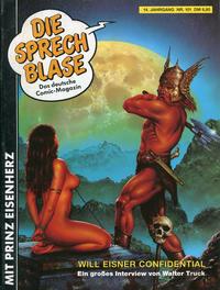Cover Thumbnail for Die Sprechblase (Norbert Hethke Verlag, 1978 series) #101