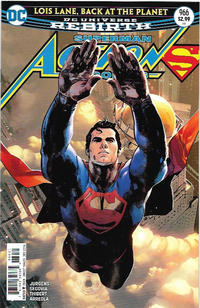 Cover Thumbnail for Action Comics (DC, 2011 series) #966