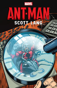 Cover Thumbnail for Ant-Man: Scott Lang (Marvel, 2015 series)