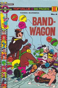 Cover Thumbnail for Hanna-Barbera Bandwagon (K. G. Murray, 1978 ? series) #4