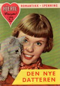 Cover Thumbnail for Hjerterevyen (Serieforlaget / Se-Bladene / Stabenfeldt, 1960 series) #24/1960
