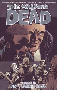 Cover Thumbnail for The Walking Dead (Image, 2004 series) #25 - No Turning Back
