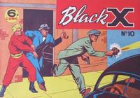 Cover Thumbnail for Black X (Pyramid, 1952 ? series) #10