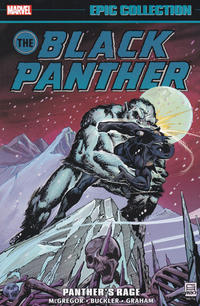 Cover Thumbnail for Black Panther Epic Collection (Marvel, 2016 series) #1 - Panther's Rage