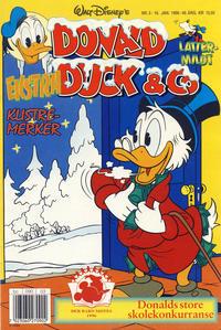 Cover Thumbnail for Donald Duck & Co (Hjemmet / Egmont, 1948 series) #3/1996