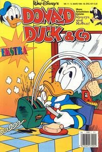 Cover Thumbnail for Donald Duck & Co (Hjemmet / Egmont, 1948 series) #11/1996
