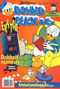 Cover Thumbnail for Donald Duck & Co (Hjemmet / Egmont, 1948 series) #4/1996