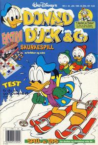 Cover Thumbnail for Donald Duck & Co (Hjemmet / Egmont, 1948 series) #5/1996