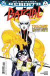 Cover for Batgirl (DC, 2016 series) #4