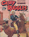 Cover for Casey Ruggles Western Comic (Donald F. Peters, 1951 series) #8