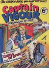 Cover for Captain Vigour (L. Miller & Son, 1952 series) #12