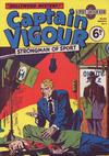 Cover for Captain Vigour (L. Miller & Son, 1952 series) #11