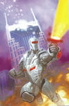 Cover for ROM (IDW, 2016 series) #1 [Starbase 1552 Comics Exclusive Cover by Dave Dorman Virgin]