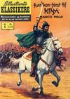 Cover for Illustrerte Klassikere [Classics Illustrated] (Illustrerte Klassikere / Williams Forlag, 1957 series) #5 - Han kom først til Kina Marco Polo [2. opplag]