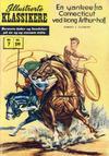Cover for Illustrerte Klassikere [Classics Illustrated] (Illustrerte Klassikere / Williams Forlag, 1957 series) #7 [HRN 153] - En yankee fra Connecticut ved kong Arthur's hoff [3. opplag]