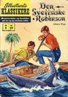 Cover for Illustrerte Klassikere [Classics Illustrated] (Illustrerte Klassikere / Williams Forlag, 1957 series) #8 - Den sveitsiske Robinson [3. opplag]