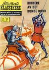 Cover for Illustrerte Klassikere [Classics Illustrated] (Illustrerte Klassikere / Williams Forlag, 1957 series) #12 - Riddere av det runde bord [3. opplag]