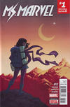Cover Thumbnail for Ms. Marvel (2016 series) #12
