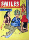 Cover for Smiles (Hardie-Kelly, 1942 series) #21