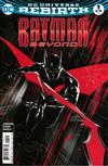 Cover Thumbnail for Batman Beyond (2016 series) #1 [Martin Ansin Cover]