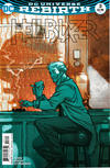 Cover for Hellblazer (DC, 2016 series) #3