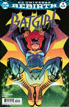 Cover for Batgirl (DC, 2016 series) #4 [Francis Manapul Cover]