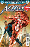 Cover for Action Comics (DC, 2011 series) #966 [Gary Frank Cover Variant]
