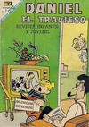 Cover for Daniel el Travieso (Editorial Novaro, 1964 series) #45
