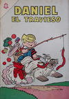 Cover for Daniel el Travieso (Editorial Novaro, 1964 series) #3