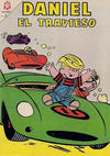 Cover for Daniel el Travieso (Editorial Novaro, 1964 series) #11