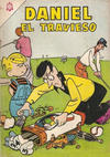 Cover for Daniel el Travieso (Editorial Novaro, 1964 series) #19
