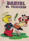 Cover for Daniel el Travieso (Editorial Novaro, 1964 series) #15