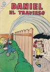 Cover for Daniel el Travieso (Editorial Novaro, 1964 series) #25