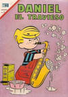 Cover for Daniel el Travieso (Editorial Novaro, 1964 series) #40