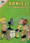 Cover for Daniel el Travieso (Editorial Novaro, 1964 series) #34