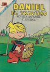 Cover for Daniel el Travieso (Editorial Novaro, 1964 series) #47