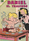 Cover for Daniel el Travieso (Editorial Novaro, 1964 series) #58