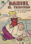 Cover for Daniel el Travieso (Editorial Novaro, 1964 series) #51