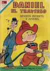 Cover for Daniel el Travieso (Editorial Novaro, 1964 series) #71