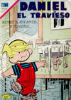 Cover for Daniel el Travieso (Editorial Novaro, 1964 series) #65
