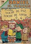 Cover for Daniel el Travieso (Editorial Novaro, 1964 series) #77