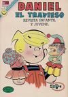 Cover for Daniel el Travieso (Editorial Novaro, 1964 series) #100